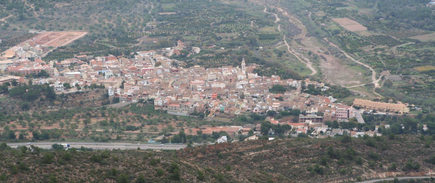 Tratamiento anticalcáreo para el municipio de Estivella (Valencia)