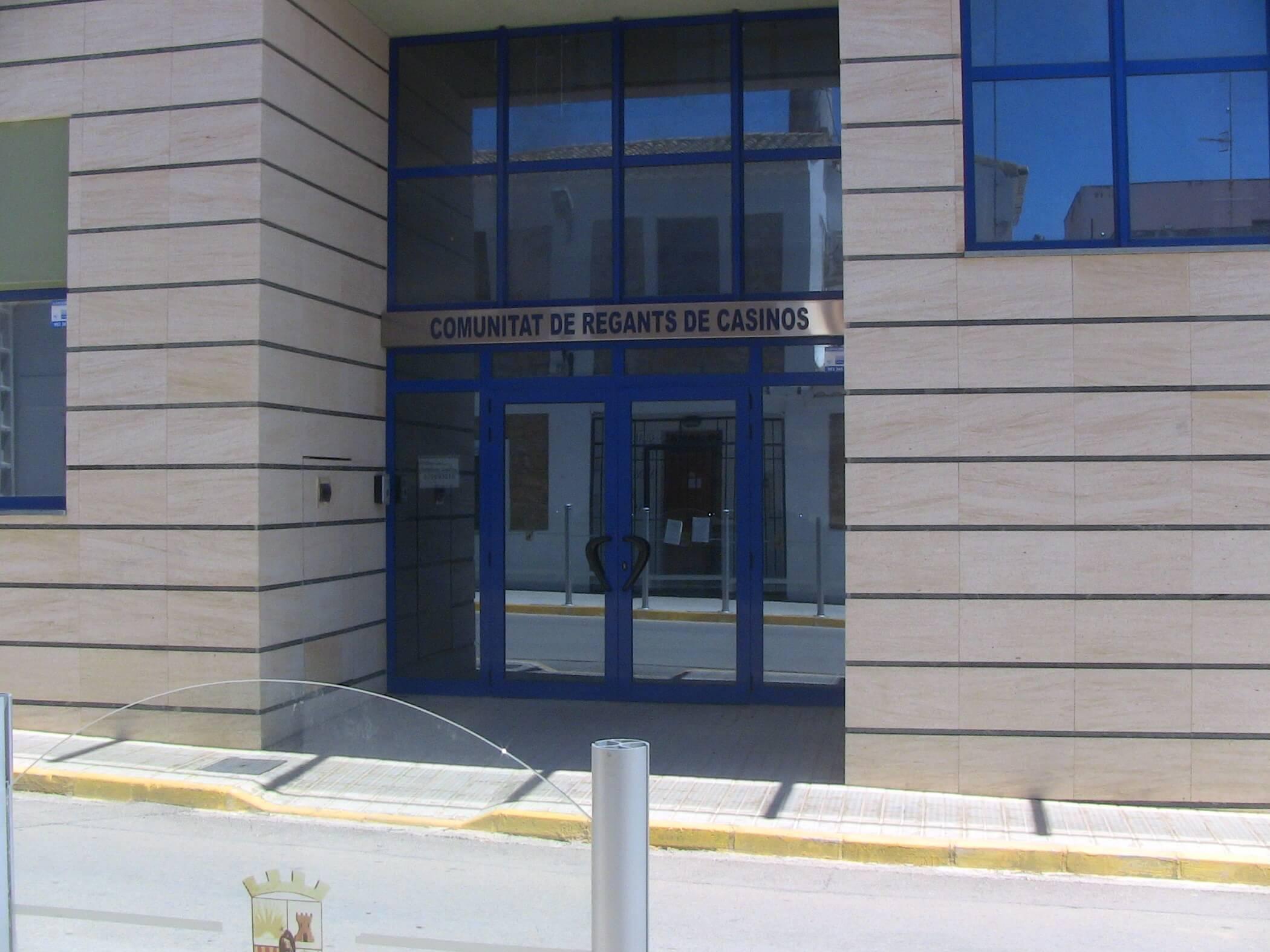 Общност за напоителни системи в Касинос (Ваеленсия)