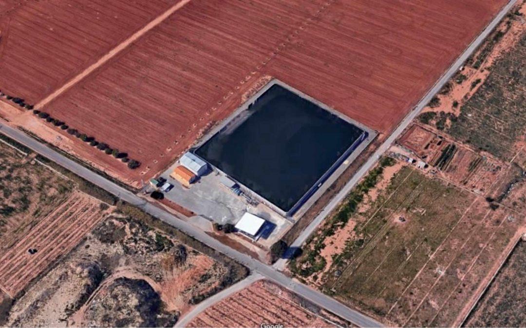 Protección contra incrustaciones calcáreas en comunidad de regantes de Moncofa (Castellón)