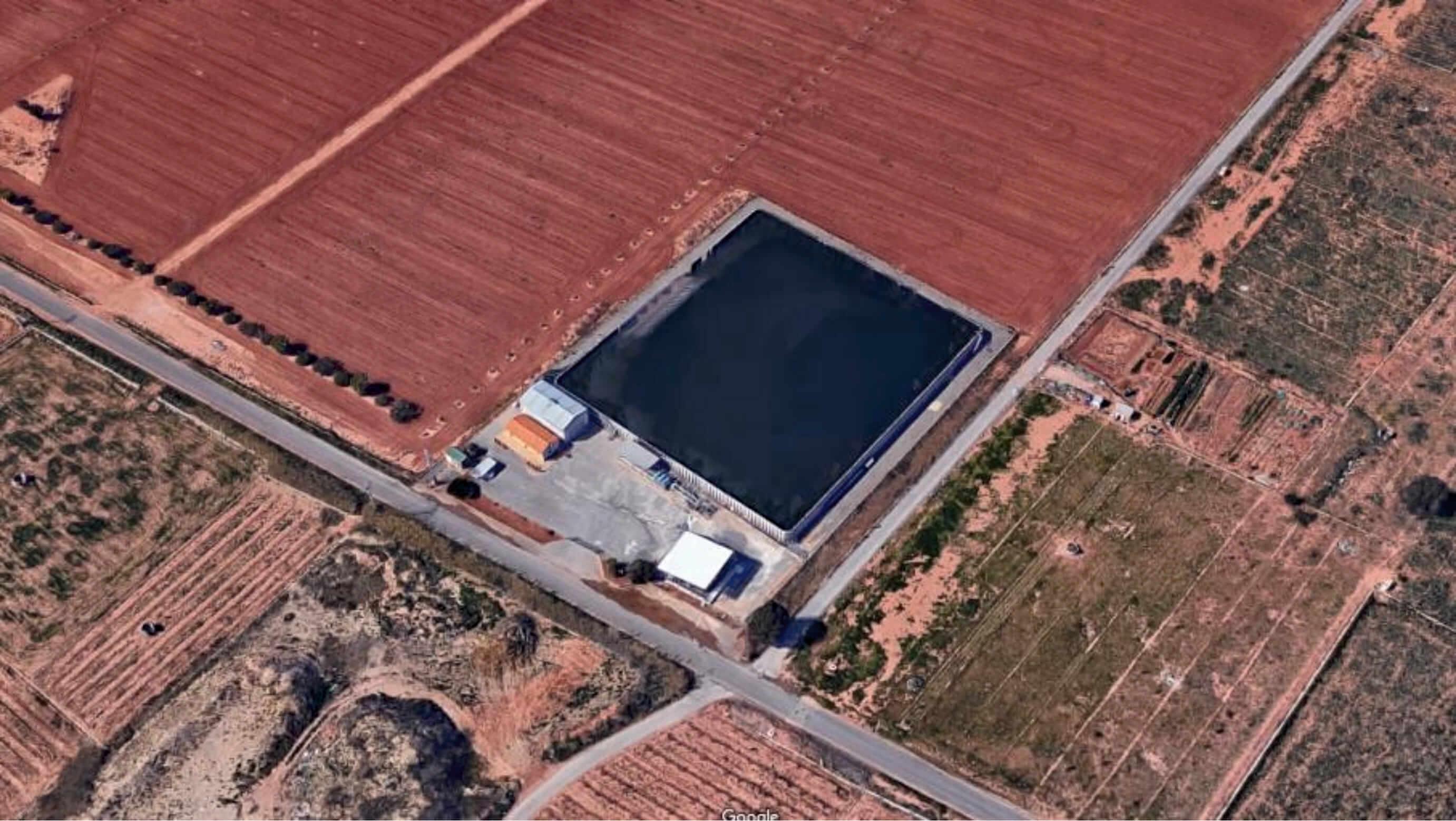 Protección contra incrustaciones en comunidad de regantes de Moncofa (Castellón)