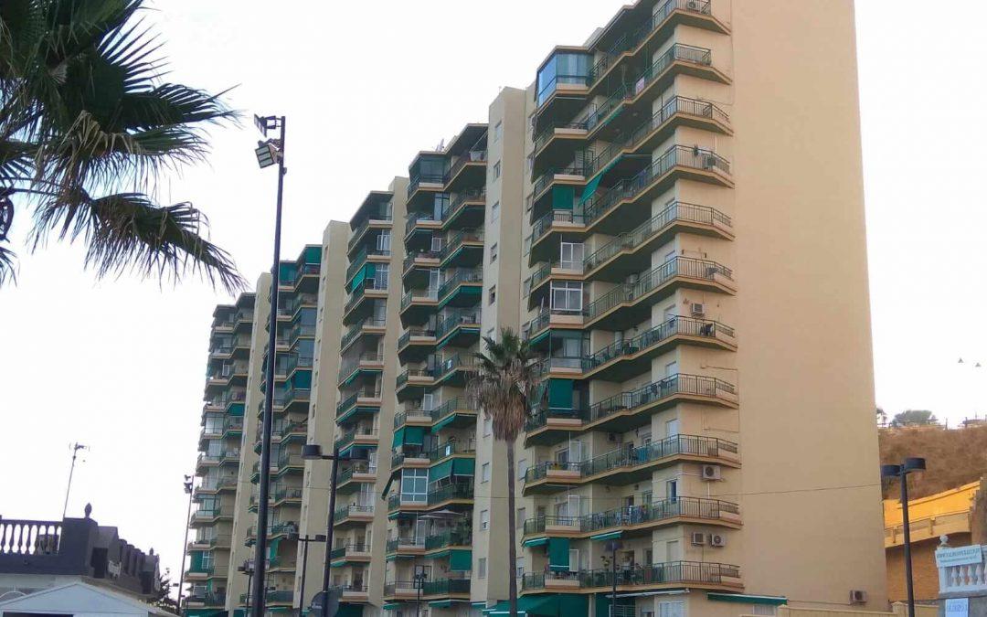 Descalcificador electrónico para comunidad de propietarios en Fuengirola (Málaga)