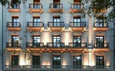 Anti-lime protection in Las Ramblas hotel – Barcelona
