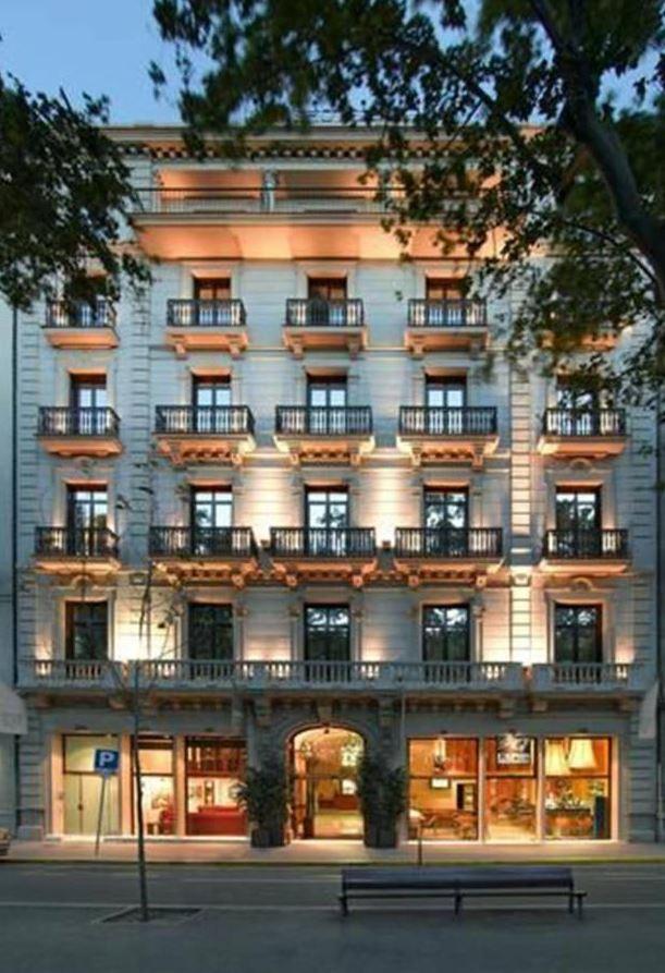 Protección anticalcárea en hotel de Las Ramblas – Barcelona