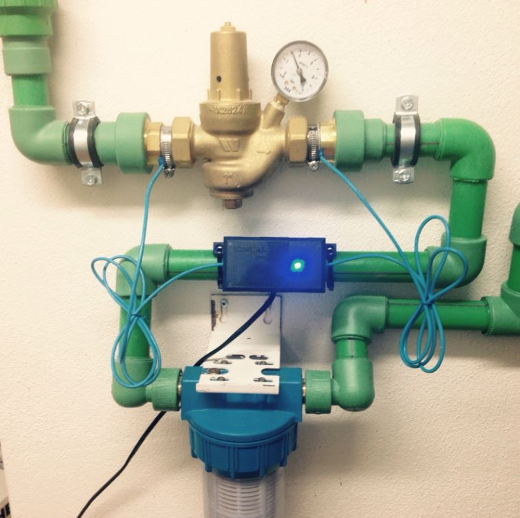 Омекотител за вода за частни домове