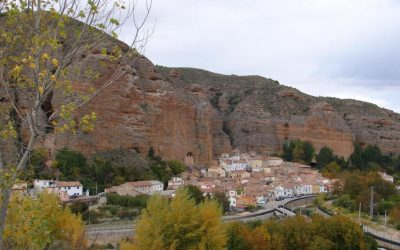 Descalcificador electrónico para el municipio de Los Fayos (Zaragoza)