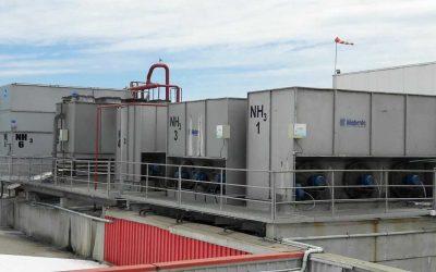 Descalcificador industrial en procesadora cárnica Chilena