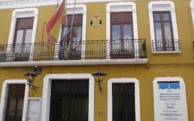 Descalcificador municipal para ayuntamiento de Riola (C. Valenciana)