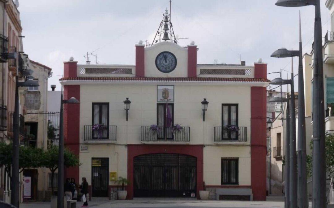 Descalcificador municipal para Beniarjó