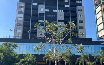 Edificio de 94 apartamentos en México protegido contra las incrustaciones